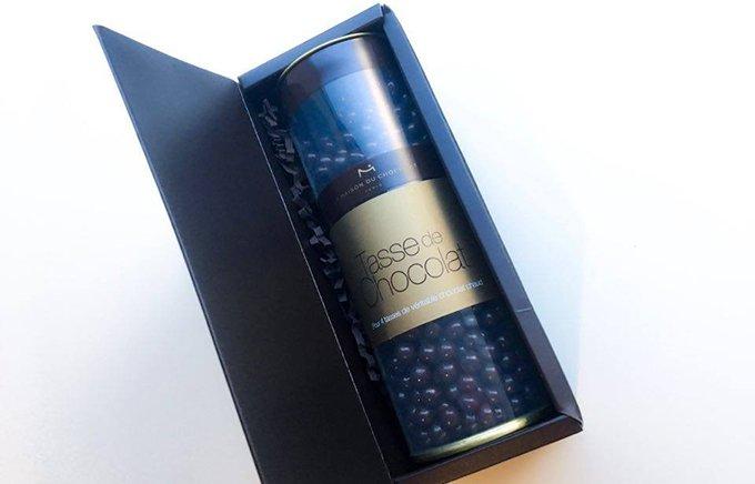 寒い日に飲みたいご褒美おやつ!ラ・メゾン・デュ・ショコラのタス ドゥ ショコラ