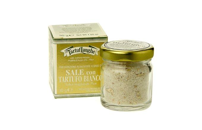お手頃なお惣菜でも、極端に高級感のあるお店の味に早変わりする「トリュフ塩」