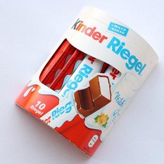 甘~いミルク味がたまらない!子供も大人も大好きな「キンダーチョコレート」