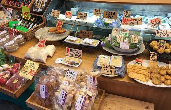 """100%国産大豆と天然にがりを使用した雪が谷大塚「あらいや」の""""本物の豆腐"""""""