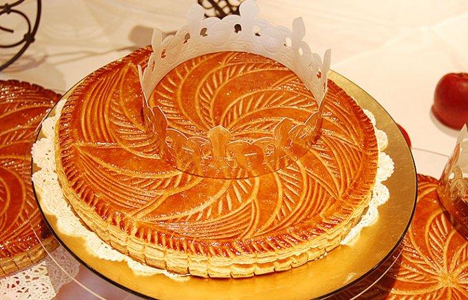 王様になれるお菓子、日本一のガレット・デ・ロワ