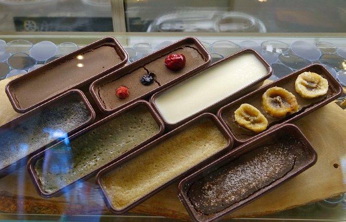 福岡の老舗豆腐店の濃厚な豆乳を贅沢に使用した絶品「生ガトーショコラ」