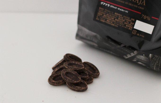 酸味や苦味、香りのバランスの良さが魅力のヴァローナの「チョコレート」