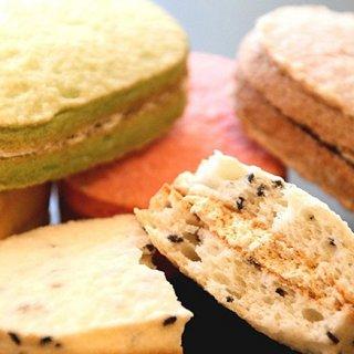 マカロン、マシュマロ、ダックワーズ!ふんわり食感が丁度良いメレンゲお菓子