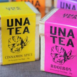 カラフルなパッケージがとってもキュート!本格セイロンティー「UNA TEA」