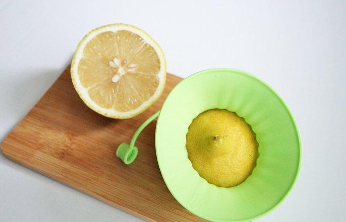 レモンを使ったお料理に大活躍!『ルクエ』の「レモンスクイーザー」