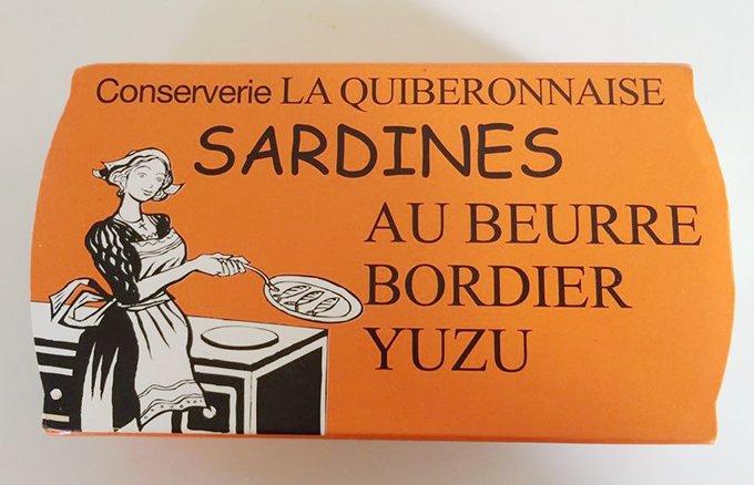 フランスの高級いわし缶はひと味もふた味も違うバターサーディン