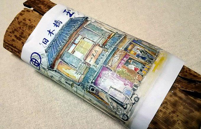 江戸の味 穴子専門店の老舗「日本橋 玉ゐ」のあなごたっぷり太巻き