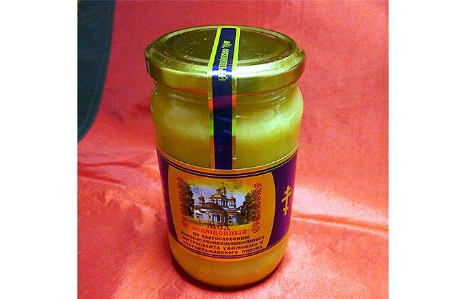 滋味あふれる味わい!ロシア・バシキール産の天然非加熱はちみつ