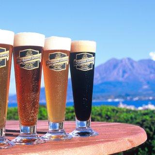 やさしい飲み心地とフレーバーの虜 城山観光ホテル「城山エール」