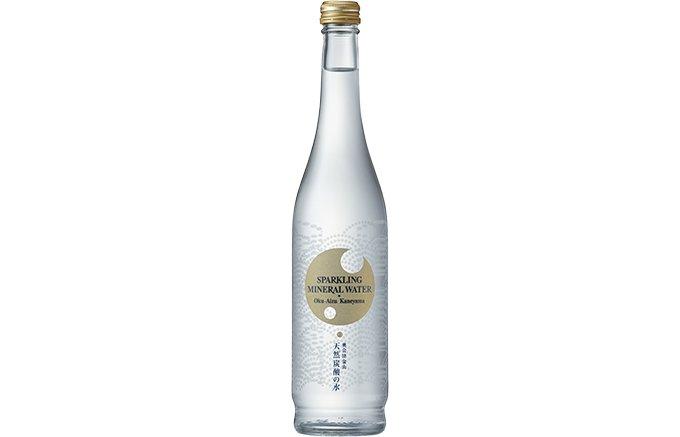 飲み続けたい、奥会津金山の天然炭酸水