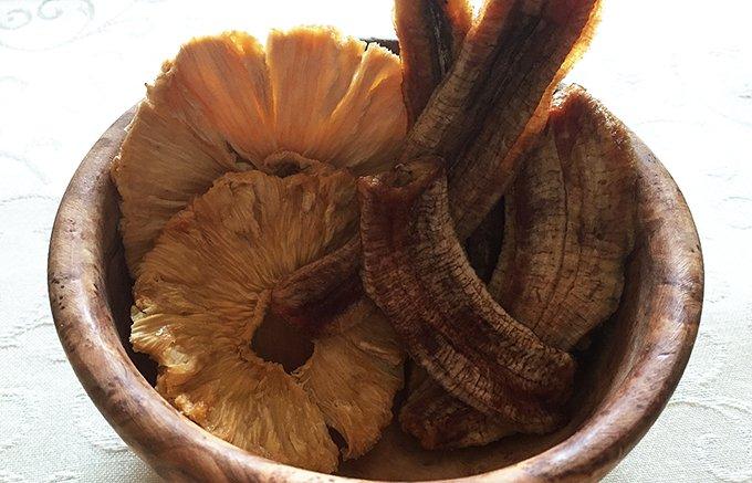 濃厚な味が病みつきに!化学肥料・農薬不使用、無添加「ドライフルーツ」