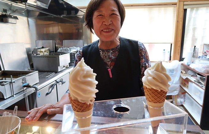 普通のソフトクリームに飽きたら!さっぱりなのにクリーミー極上の「豆腐そふと」
