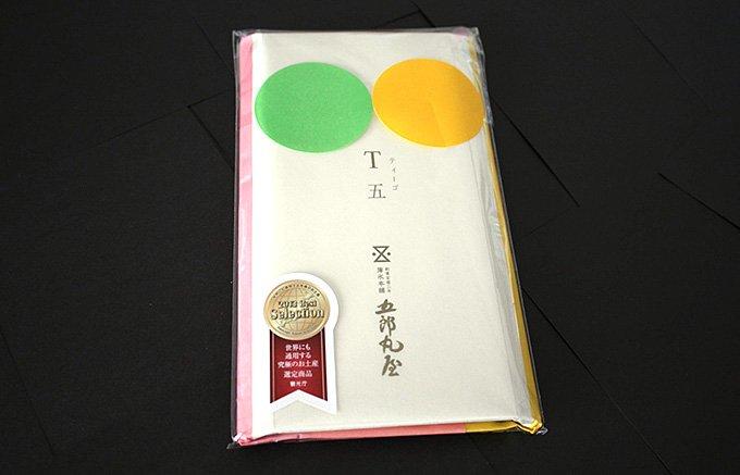 富山発 口の中で日本の四季が感じられる、まあるく、薄い干菓子「T五(ティーゴ)」