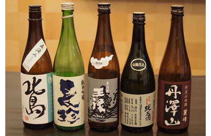 日本酒と味わう和菓子は絶品!お酒の愉しみが広がる『和菓子 薫風』の「白羊羹」