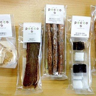 岩手の美味しい伝統駄菓子をpecco(ぺっこ=岩手方言で少し)と、楽しんで欲しい