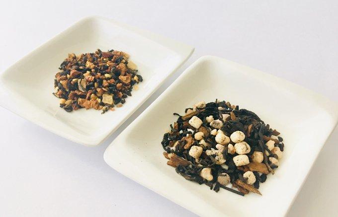 カナダで人気の茶葉専門店『DAVID's TEA』(デービッド ティー)