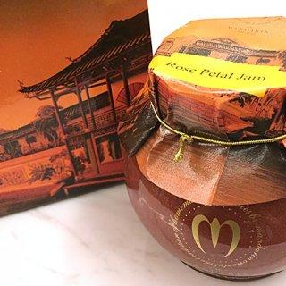 口に入れた瞬間に高貴な味と香りが広がるマンダリンオリエンタル香港のローズジャム