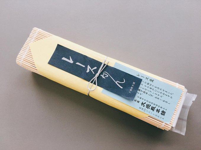 """ため息がでるほど美しい、夏の""""はんなり""""和菓子『大極殿本舗』の「レースかん」"""