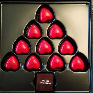 クリスマスイブに想いが届くピエールマルコリーニの「クリスマスコレクション」