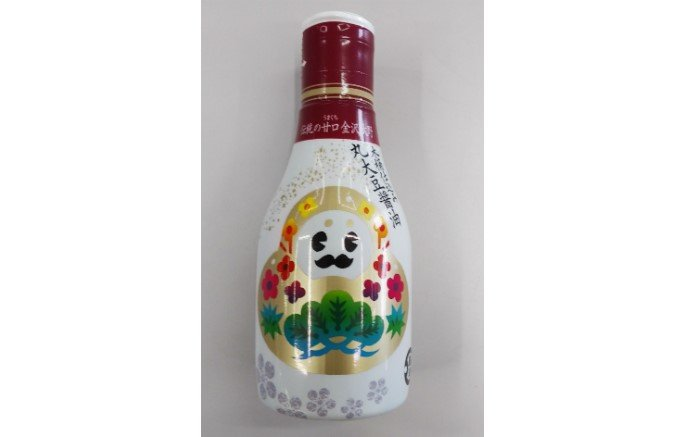 醤油の五大名産地の一つ石川県金沢市大野町で製造された甘さと旨さが絶妙な醤油