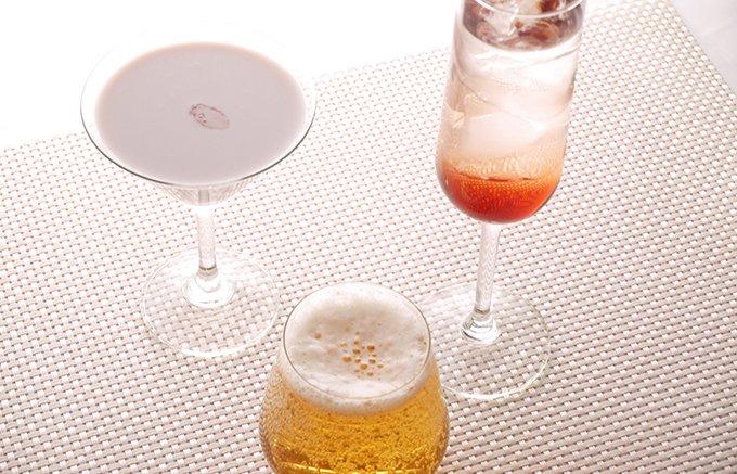ビールに牛乳に?!割って楽しむ、デザート感覚のOSUYAフルーツビネガー