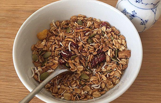 夏に負けない夏バテ対策に!朝ご飯はしっかり食べたい「シリアル&グラノーラ」
