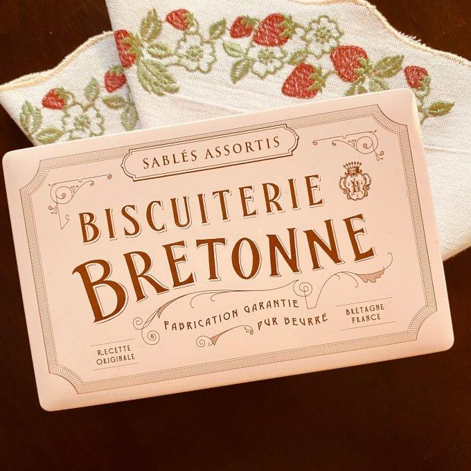 ホワイトデーに贈りたい!贈られたい! とびきりキュートな「ブルトンヌ」のピンク缶