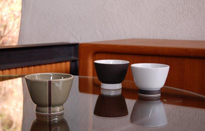 モダンでありながら日本美を連想させる「深川製磁」のミラノコレクション