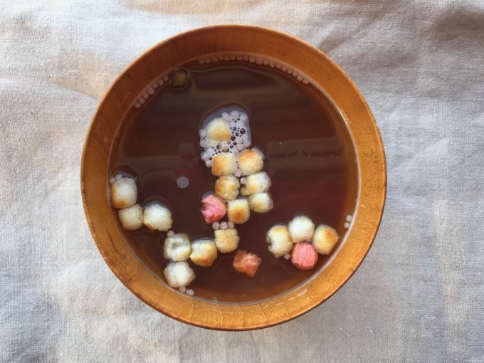 冬の手土産の筆頭格!餡子の甘さが格別の厳選お汁粉とぜんざい