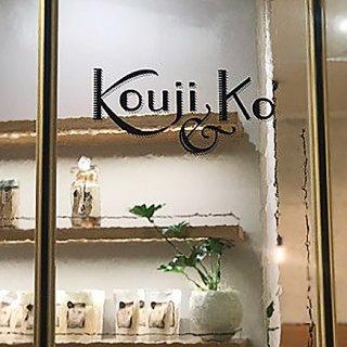 新感覚!全ての素材に発酵食品。発酵デリカテッセン「Kouji&ko」