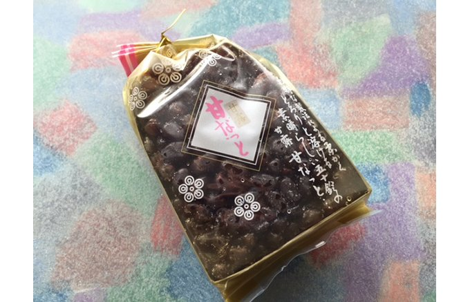 砂糖は「あまい、うまい」!神楽坂の「甘露甘納豆」