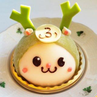 人気沸騰中!?深谷市のご当地ゆるキャラ「ふっかちゃん」が本格派ケーキに!