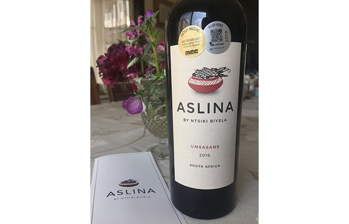 アフリカの自然の恵みあふれる愛と情熱のワイン