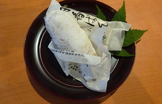 【激甘!?】あん菓子に砂糖をまぶした岩手県二戸の伝統スイーツ「日香(光)パン」