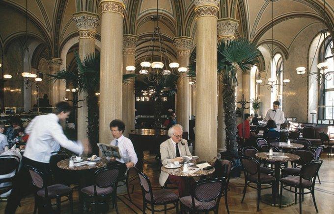 モーツァルトの時代から親しまれたウィーンのカフェ文化とスイーツの関係