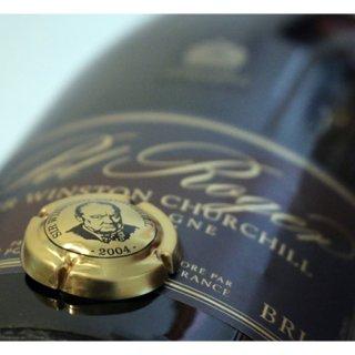 ウィンストン・チャーチルの名を冠した最高級のシャンパン