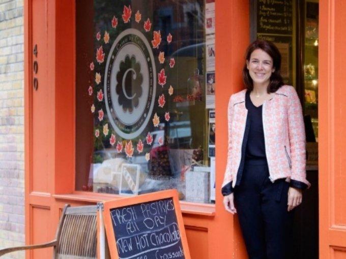 セレブを虜にした人気店がプロデュース!ELLE cafe「グルテンフリーカヌレ」