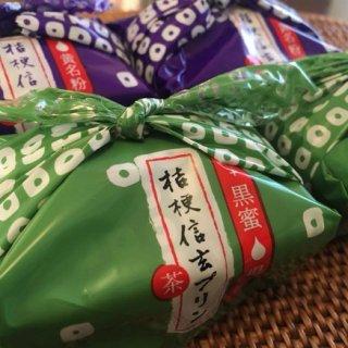 山梨土産の定番!桔梗屋が展開する「桔梗信玄生プリン」&「桔梗信玄茶プリン」
