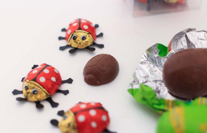 インスタ映え間違いなし!どれを選んでもかわいい「リゲライン」のチョコレート
