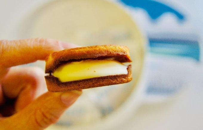 放牧牛乳のおいしい冬にだけ作る生チョコレートたっぷりの新・北海道スイーツ!
