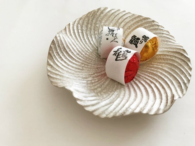 福井の芳醇な地酒をチョコレートで愉しむエスポワールの「福井地酒BONBON巡り」