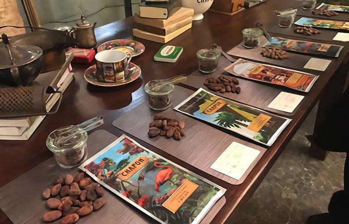 日本初!パリ老舗チョコレート店「シャポン」自由が丘に1号店がオープン