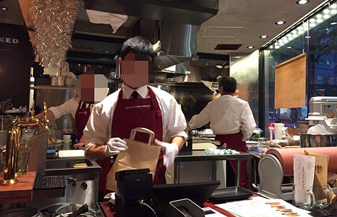米国最大級のハムブランド「ハニーベイクドハム」の日本第1号店!のアメリカンハム