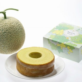 メロンの旨味がたっぷり入った、茨城土産にふさわしい一味違った「メロンバーム」