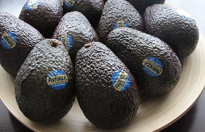 世界でも最高級クラスのアボカド生産者協会の定める「ニュージーランド産 アボカド」