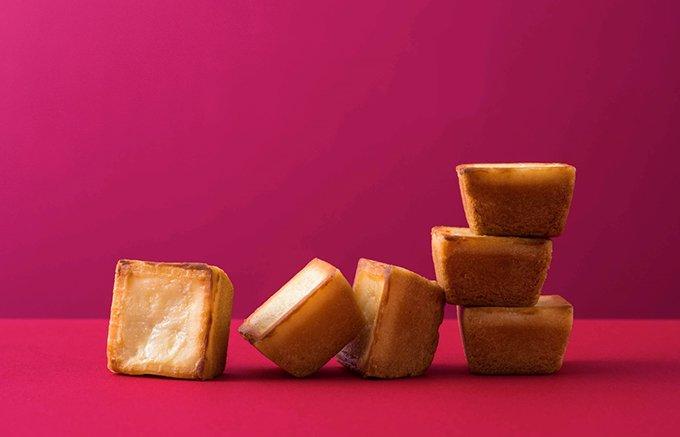 冷やして食べてもおいしい!資生堂パーラーの「チーズケーキ」
