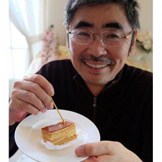 ―余韻― キャラメル遣いの名人ケーキ