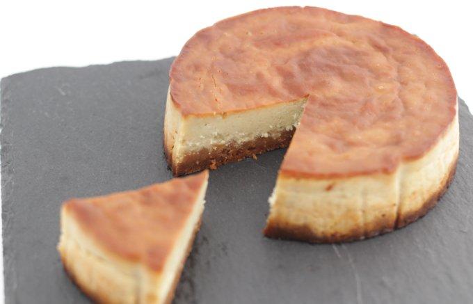 東京一濃厚なチーズケーキ!?一度は味わいたい「ガトー ゴルゴンゾーラ」