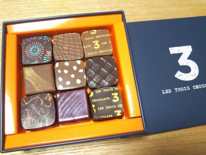 「サロン・デュ・ショコラ」で認められたショコラティエールが実家の洋菓子店とコラボ